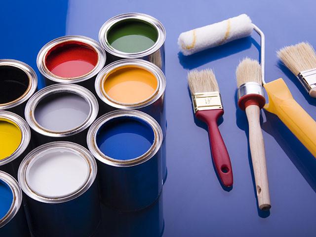 sơn pha công nghiệp