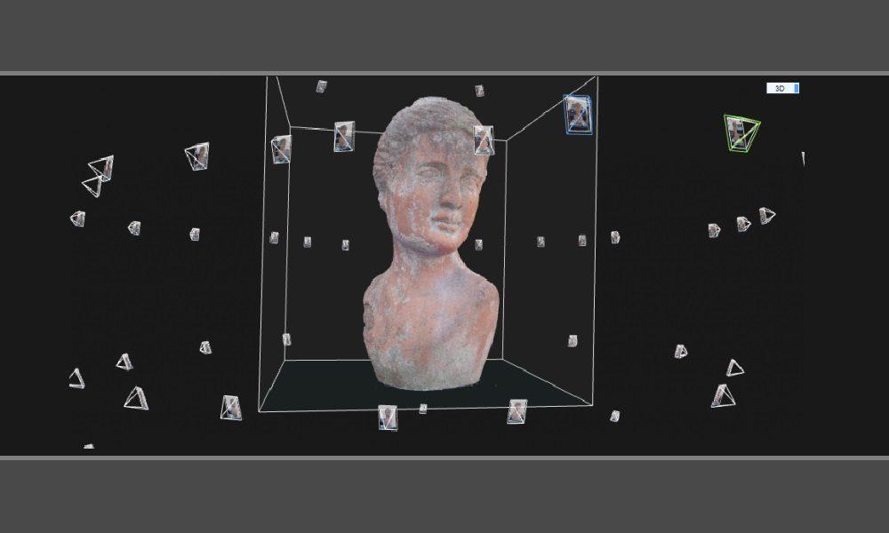 Công nghệ scan 3D bằng ảnh chụp được ứng dụng rất rộng rãi bởi chi phí đầu tư khá mềm so với các kỹ thuật scan 3D khác.