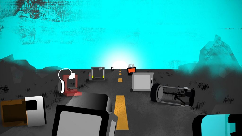 Con đường in 3D. Rất nhiều nhà sản xuất đã gục ngã