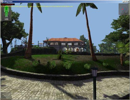 3dr3 sao chép file 3D nhân vật game