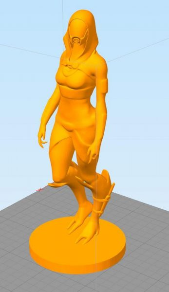lam min smooth 3D FILE