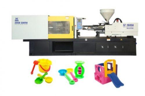 Máy ép nhựa, máy làm đồ chơi số lượng lớn